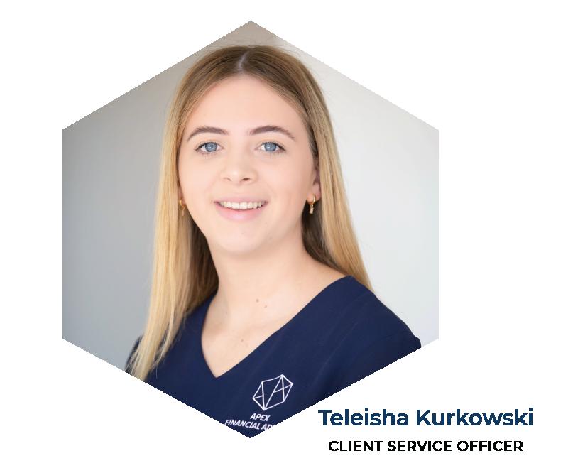 Photo of Teleisha Kurkowski from APEX Financial Services Group