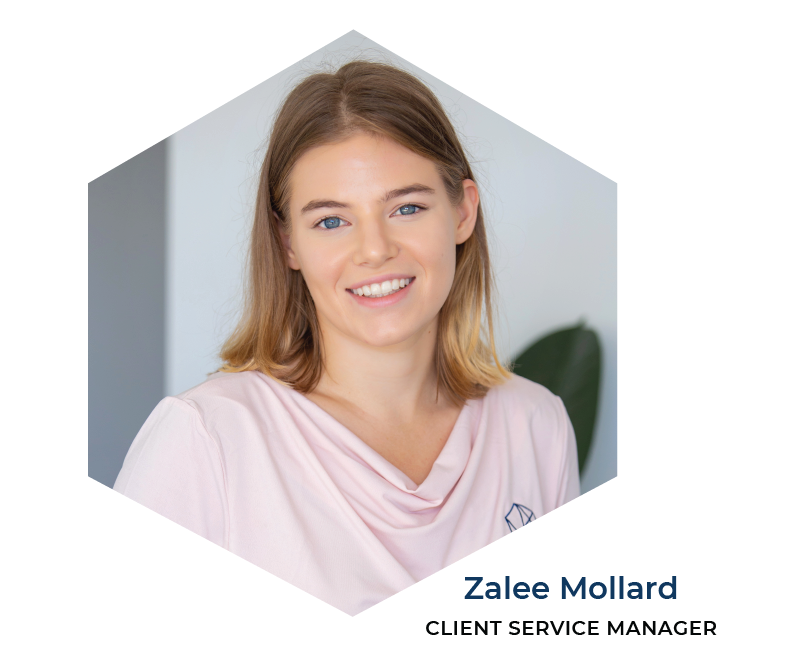 Photo of Zalee Mollard from APEX Financial Services Group